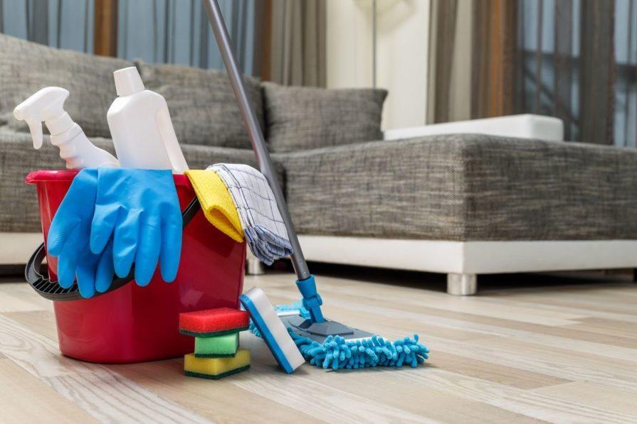Рекомендации по проведению дезинфекционных мероприятий в жилых помещениях для лиц, находящихся в домашней изоляции