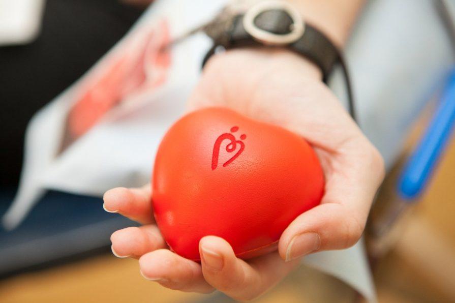 О донорской крови